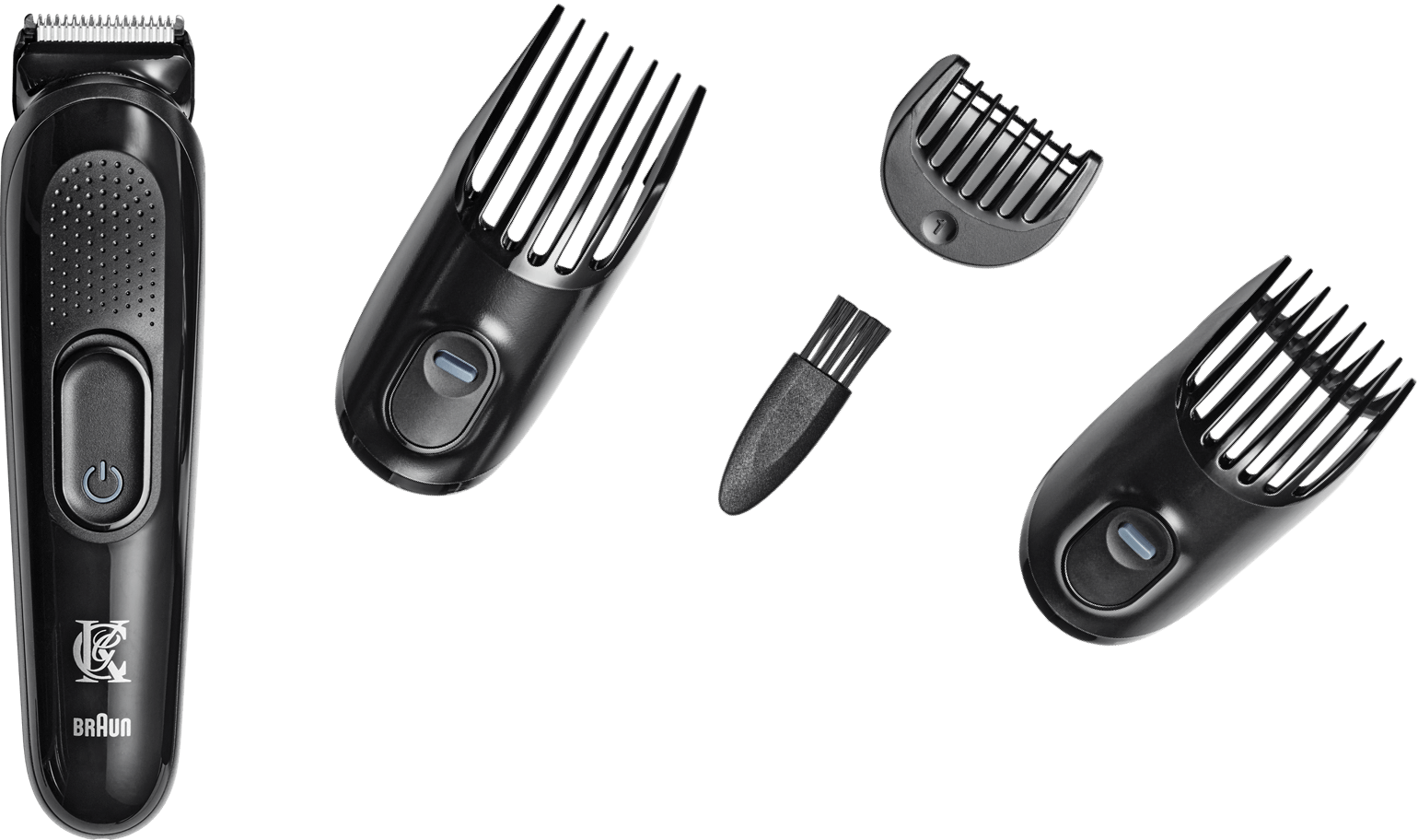Cordless Men's Beard Trimmer Kit