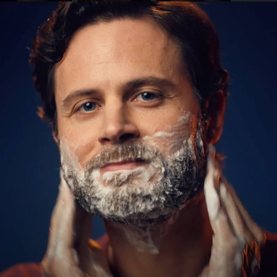 King C. Gillette beard care tip
